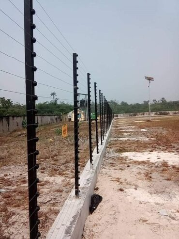 FREE-STANDING-ELECTRIC-FENCE-INSTALLATION